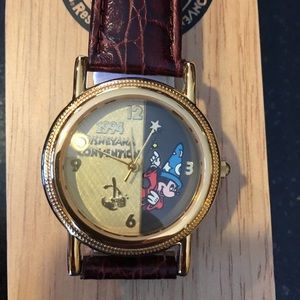 Disney 1994 Disneyana Convention Sorcerer Watch